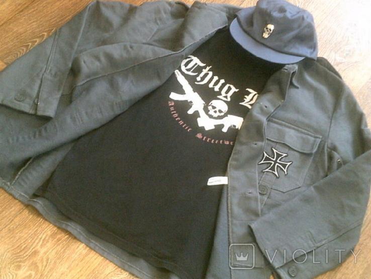 Комплект West- Germany - (куртка ,футболка,кеппи) разм.М, фото №3