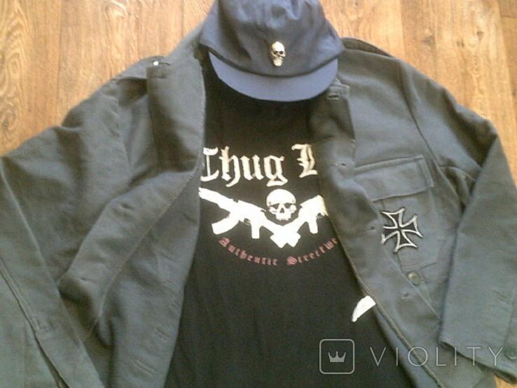 Комплект West- Germany - (куртка ,футболка,кеппи) разм.М, фото №2