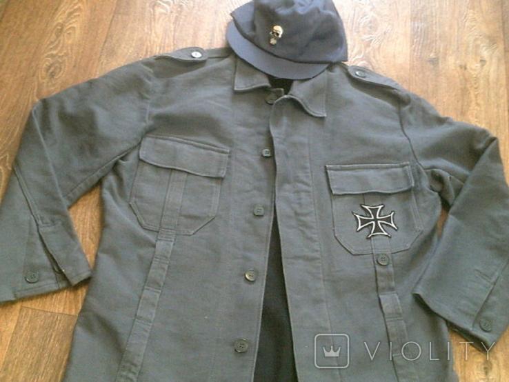 Комплект West- Germany - (куртка ,футболка,кеппи) разм.М, фото №13