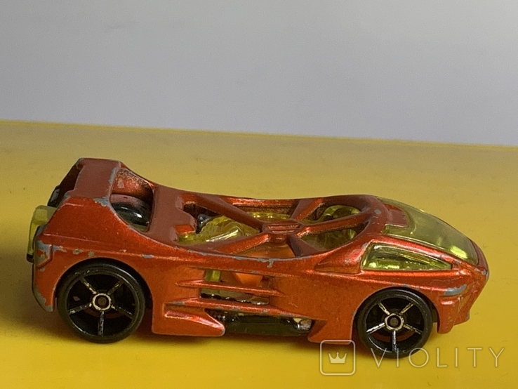 Mega Thrust Hot Wheels, фото №3