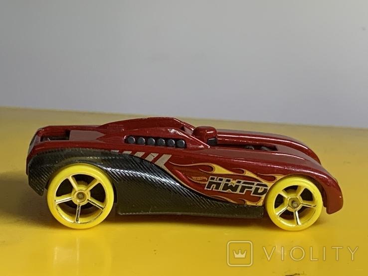 2011 Hot Wheels V5334, фото №3