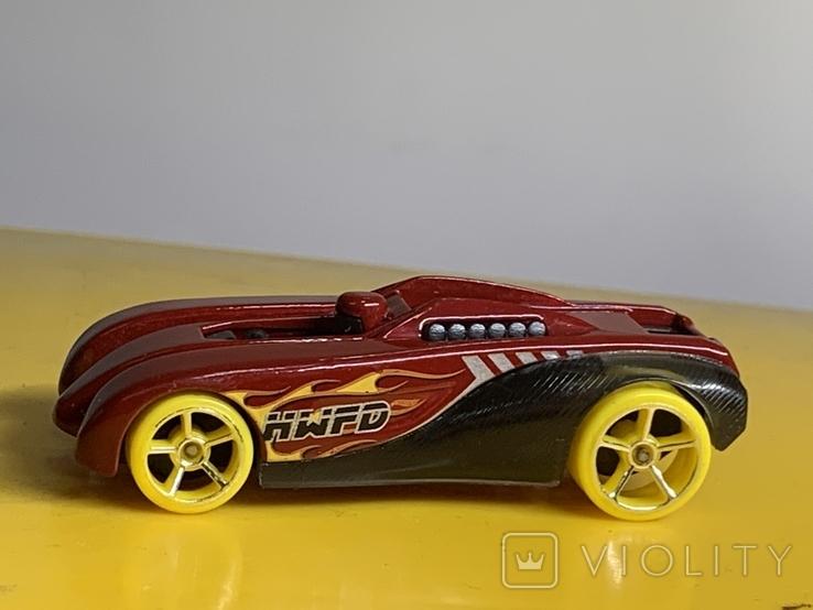 2011 Hot Wheels V5334, фото №4