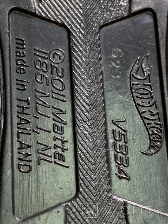 2011 Hot Wheels V5334, фото №8