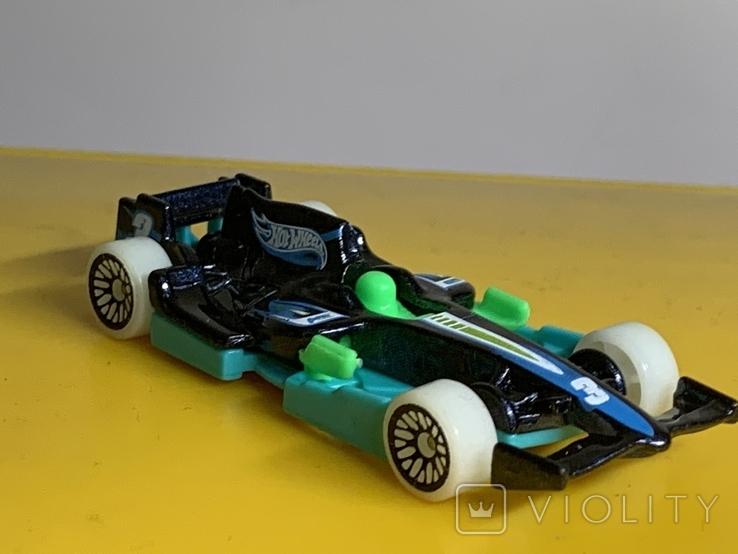 Hot Wheels F1 Racer, фото №2
