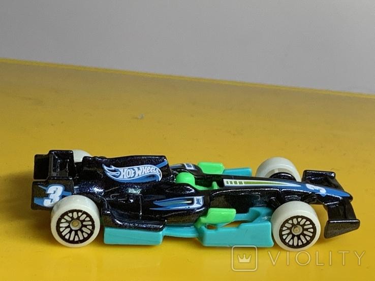 Hot Wheels F1 Racer, фото №3