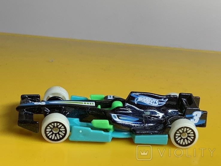 Hot Wheels F1 Racer, фото №4