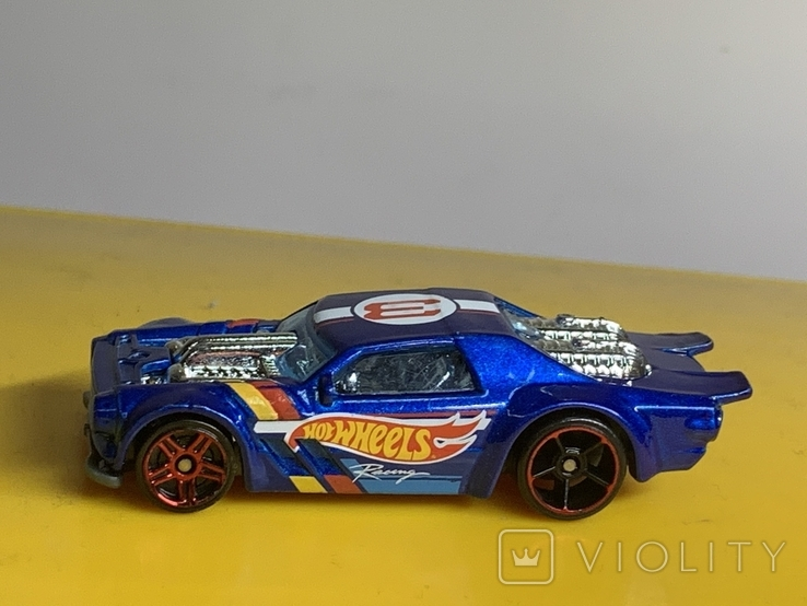 Night Shifter Hot Wheels 2015, фото №4