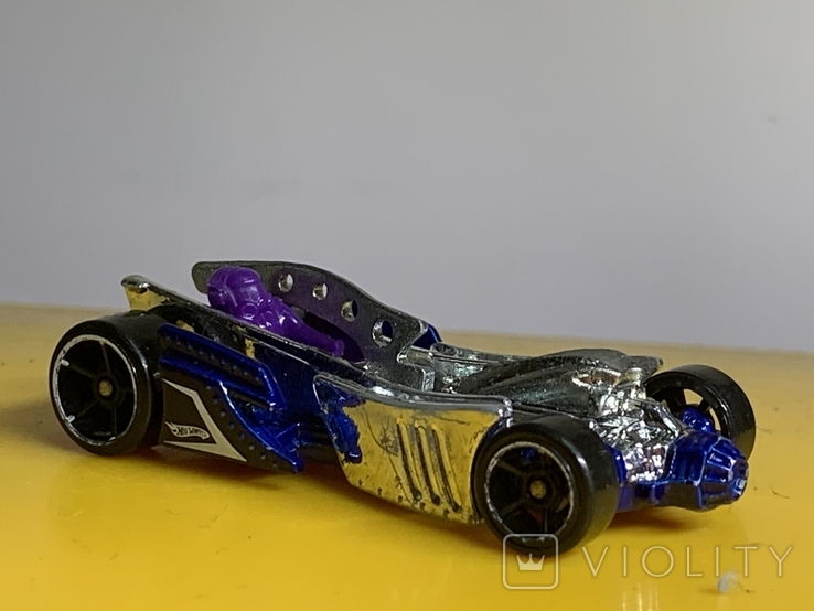 Hot Wheels Motoblade, фото №2