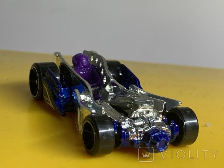 Hot Wheels Motoblade, фото №5