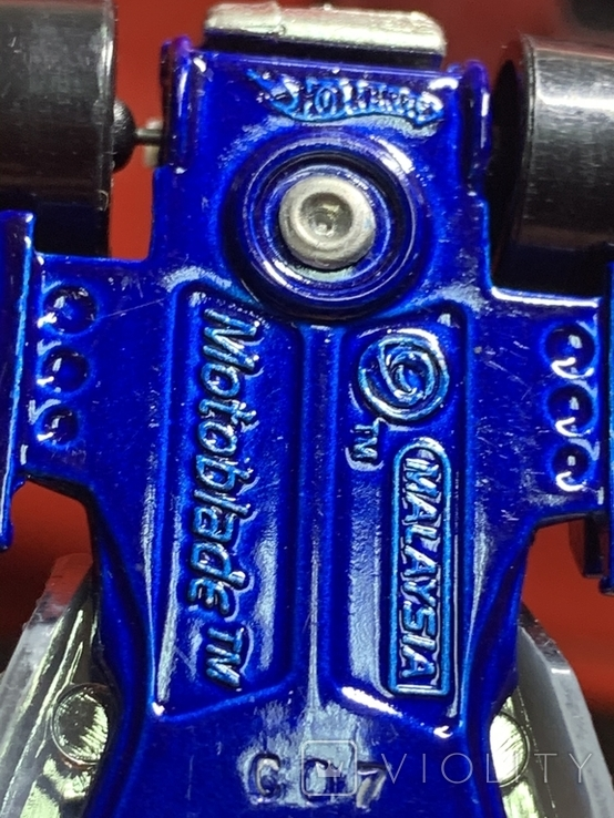 Hot Wheels Motoblade, фото №9