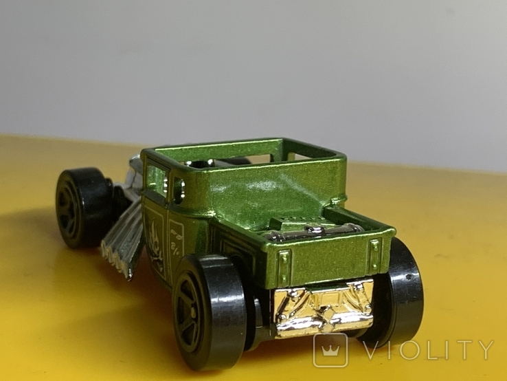 Hot wheels BONE SHAKER, фото №6