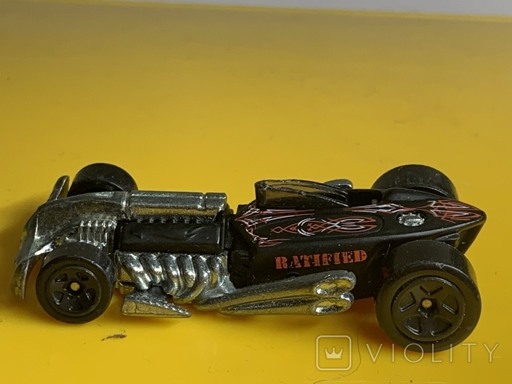 Rat-ified Hot Wheels, фото №3