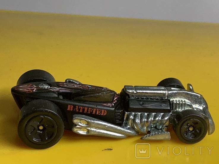 Rat-ified Hot Wheels, фото №4