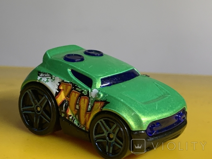 Hot Wheels ROCKET BOX 1:64, фото №2