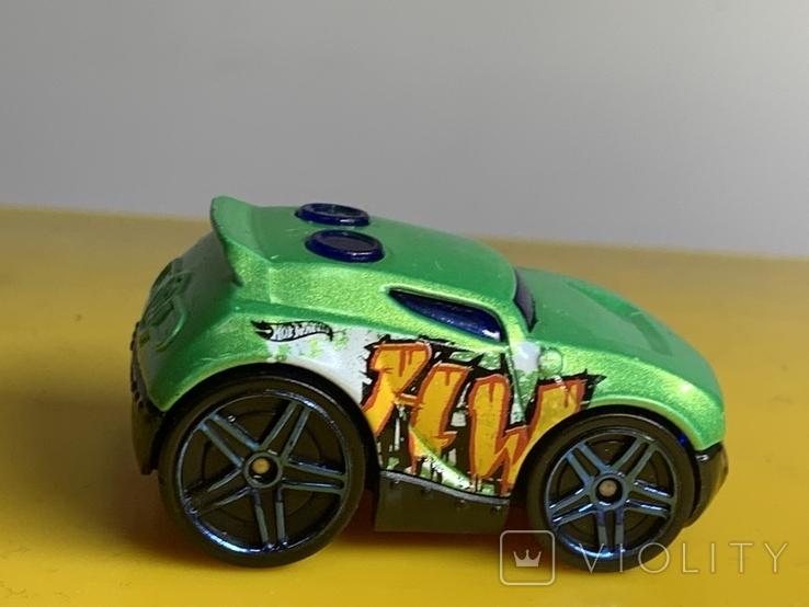 Hot Wheels ROCKET BOX 1:64, фото №3