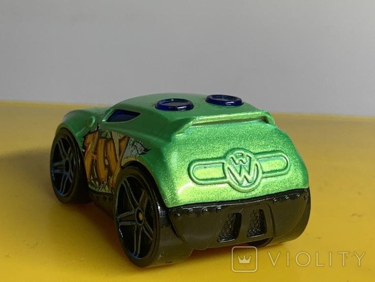 Hot Wheels ROCKET BOX 1:64, фото №5