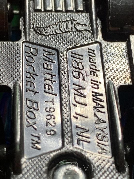 Hot Wheels ROCKET BOX 1:64, фото №8