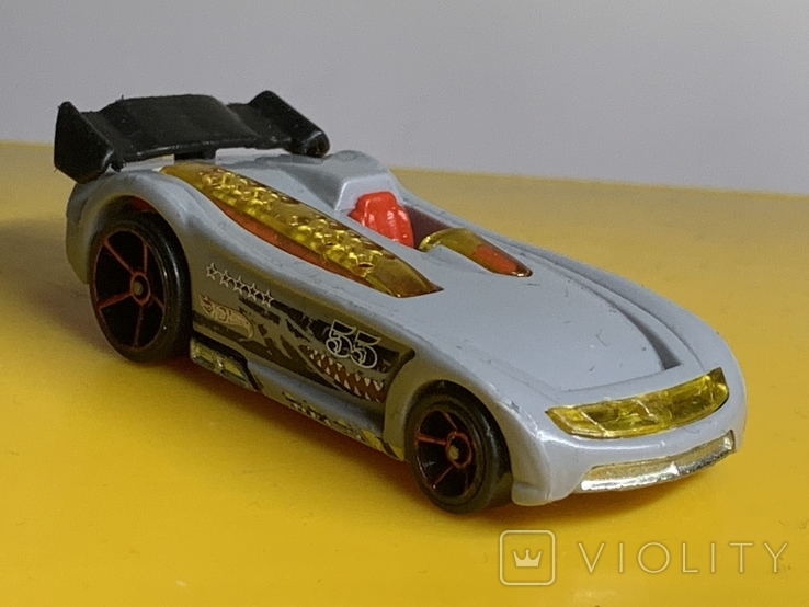 Hot Wheels Battle Spec, фото №2