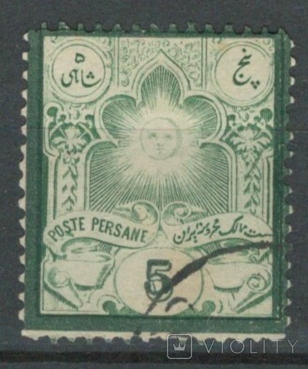 Ж04 Персия 1882 №47