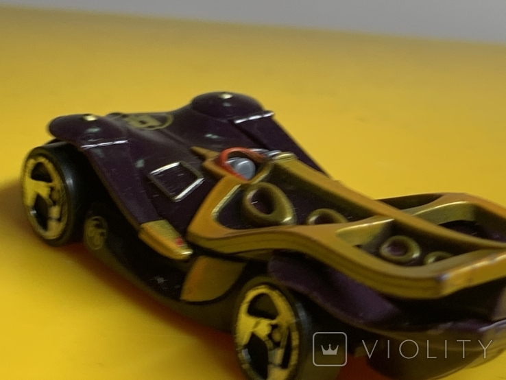 Hot Wheels GRX 1:64 Scale (FREE PP UK ONLY) Made In China, фото №5