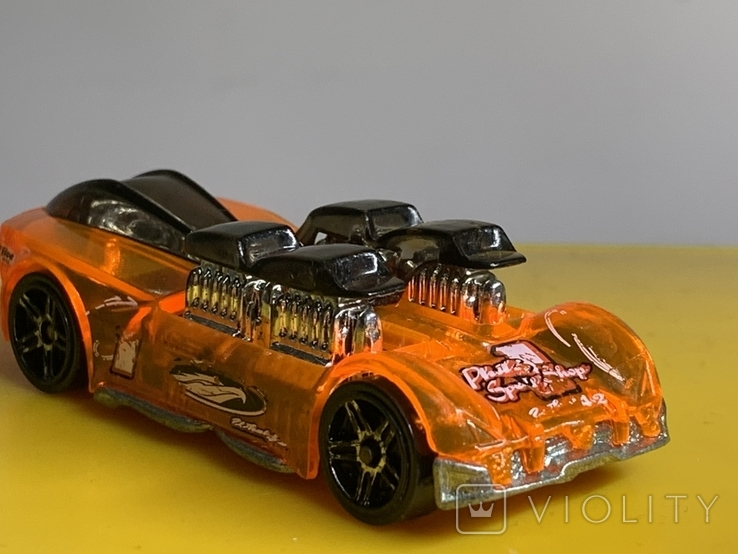 Hot Wheels 2004 What-4-2