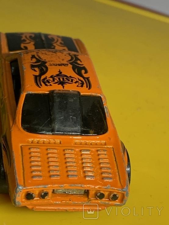 Hot Wheels Vairy 8 2002, фото №6