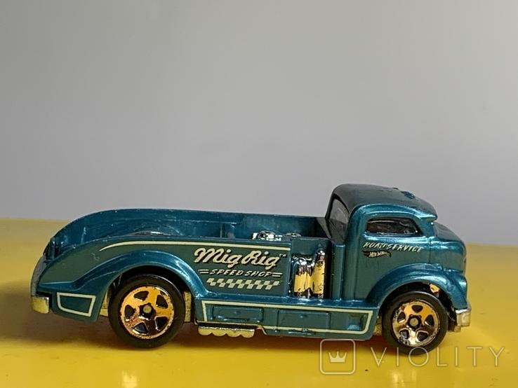 Hot Wheels Mig Rig 2013, фото №3