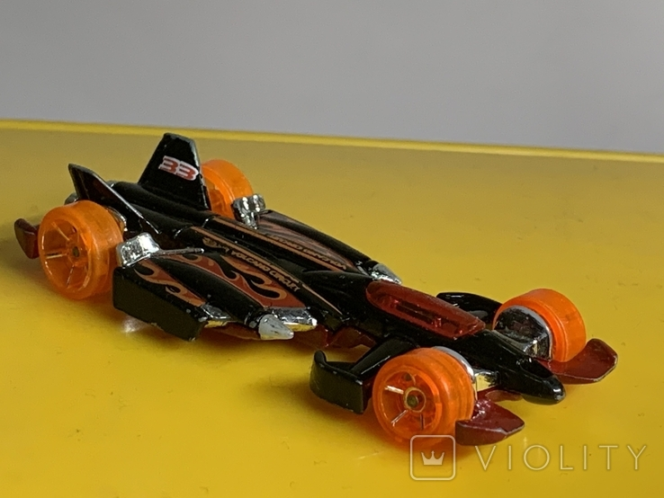 Hot Wheels Jet Threat 4.0