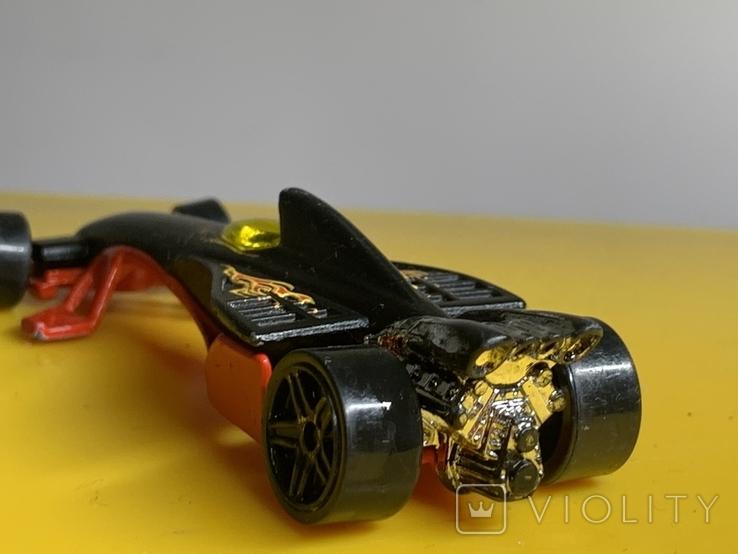 Greased Lightnin' Hot Wheels 2000, фото №5