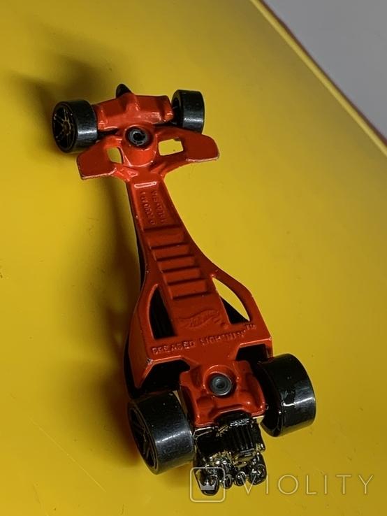 Greased Lightnin' Hot Wheels 2000, фото №7