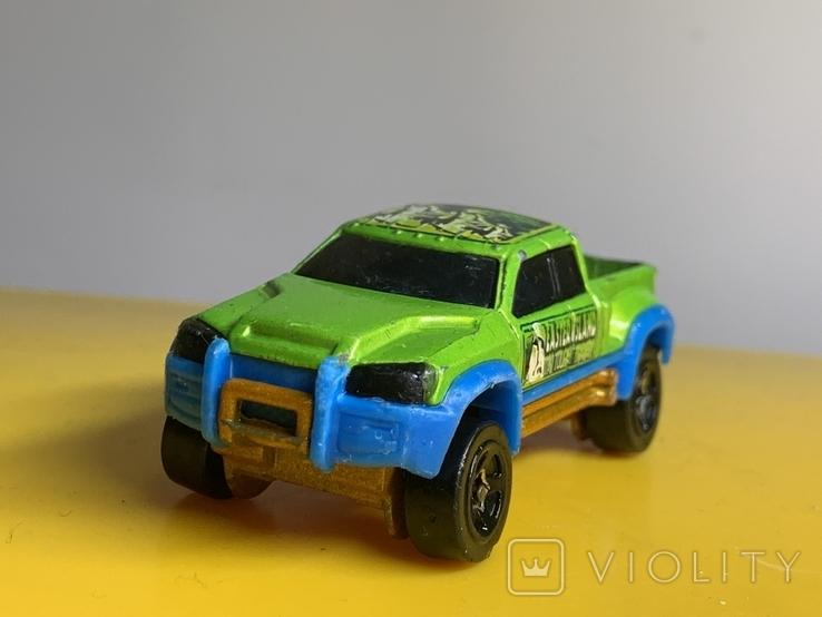 Hot Wheels Mega Duty, фото №2