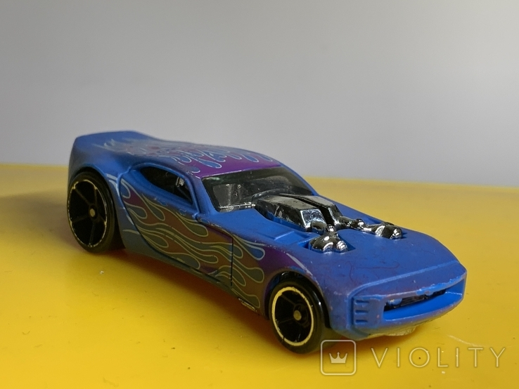 Hot Wheels - Nitro Doorslammer from HW, фото №3