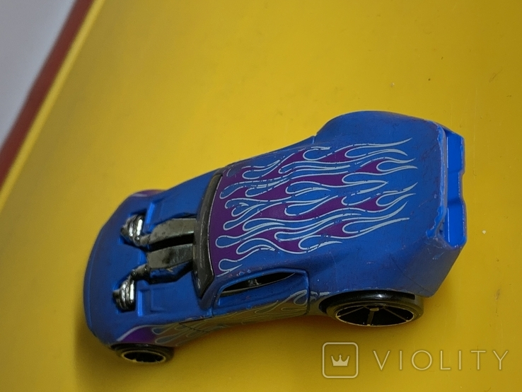 Hot Wheels - Nitro Doorslammer from HW, фото №6