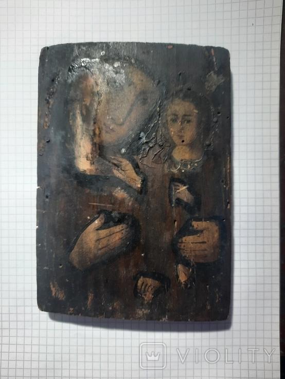 Икона Божья матерь, фото №2