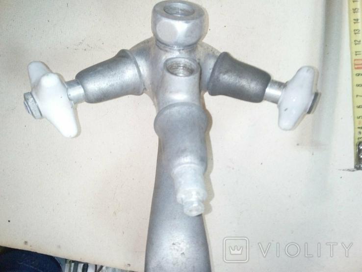 Кран водопровідний ХІХ-ХХ ст, фото №4