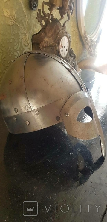 Шлем крестоносцев копия, фото №3