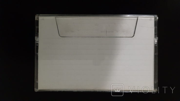 Касета Sony Stamina XII 54 (Release year: 1995), фото №3