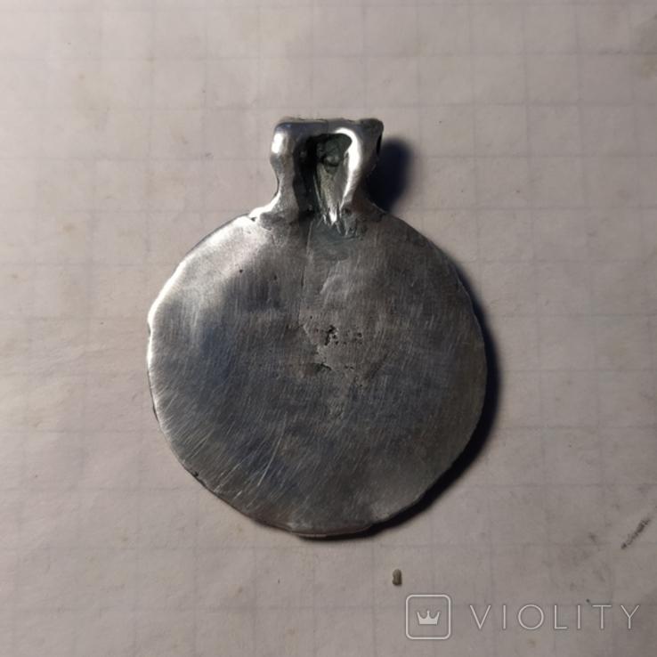 Скандинавская подвеска серебро копия, фото №4