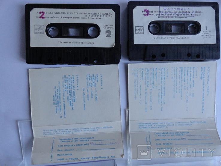 Студийные кассеты с кассетницей, фото №4