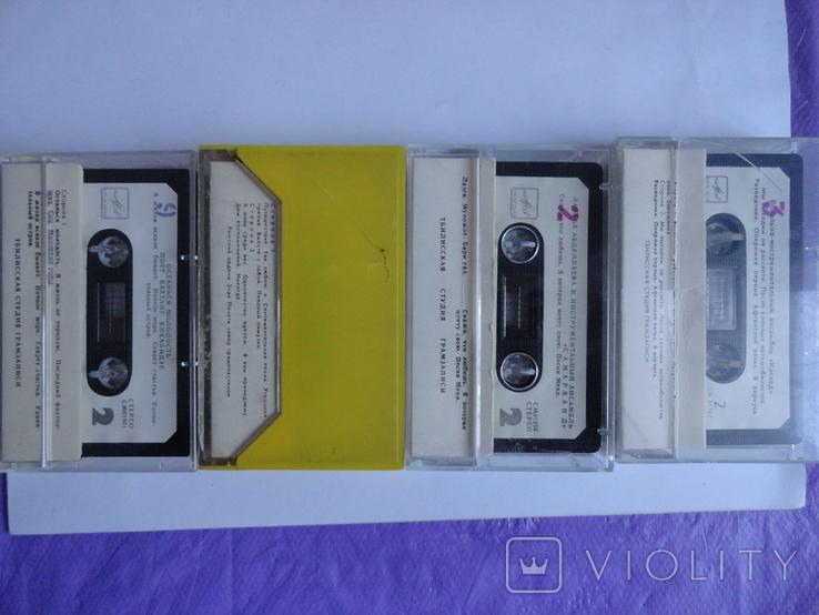Студийные кассеты с кассетницей, фото №5
