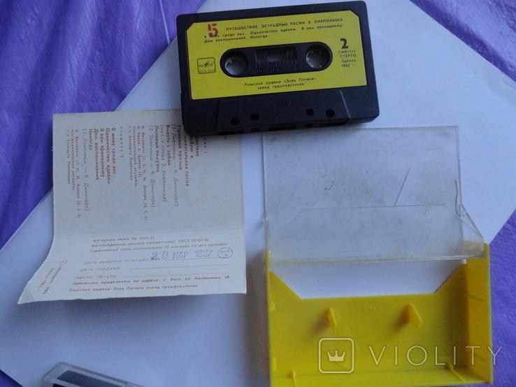 Студийные кассеты с кассетницей, фото №6