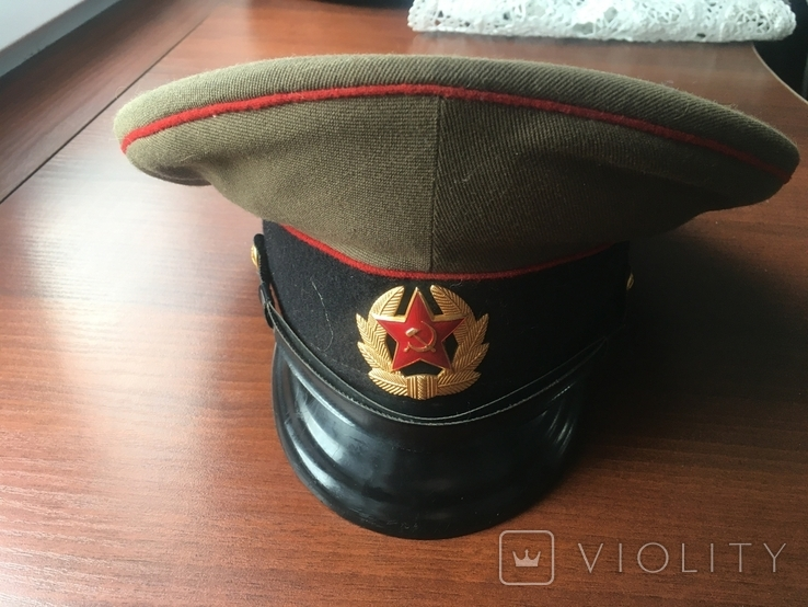 Фуражка армії СРСР, фото №2