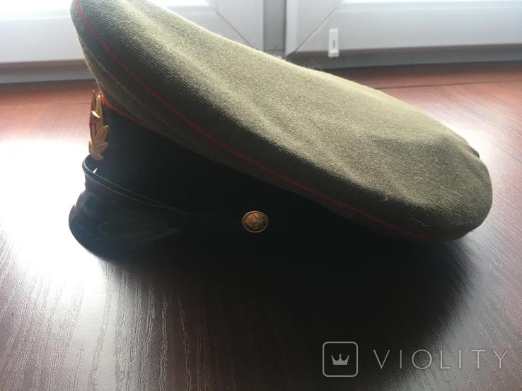 Фуражка армії СРСР, фото №3