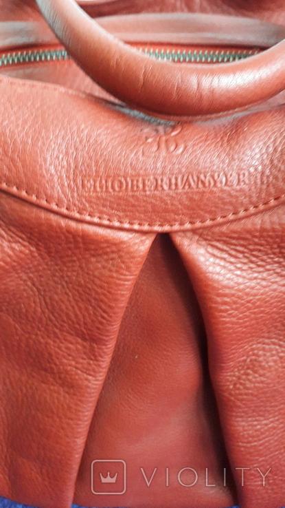 Сумка іспанського бренду ELIO BERHANYER, фото №3