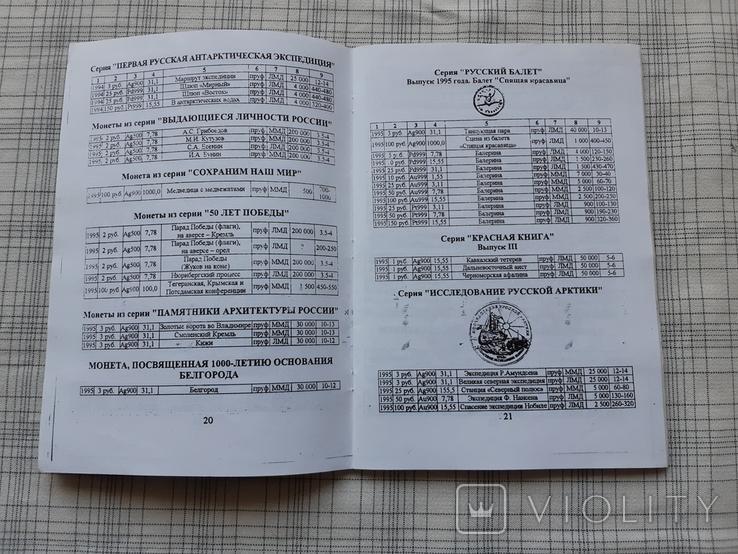 Российские и советские Монеты и Металлические Боны 1918-2000, фото №7