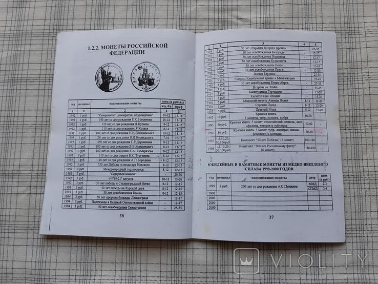 Российские и советские Монеты и Металлические Боны 1918-2000, фото №8