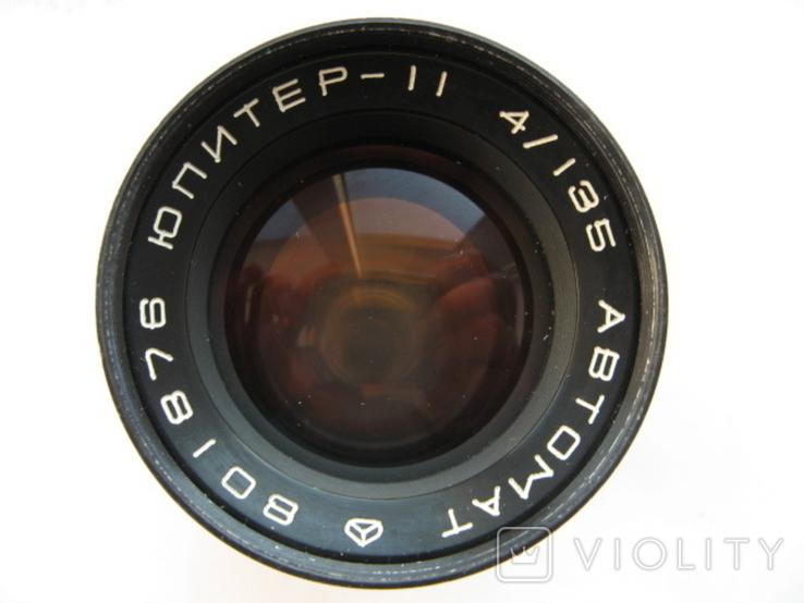 Об'єктив Юпітер 11, фото №4