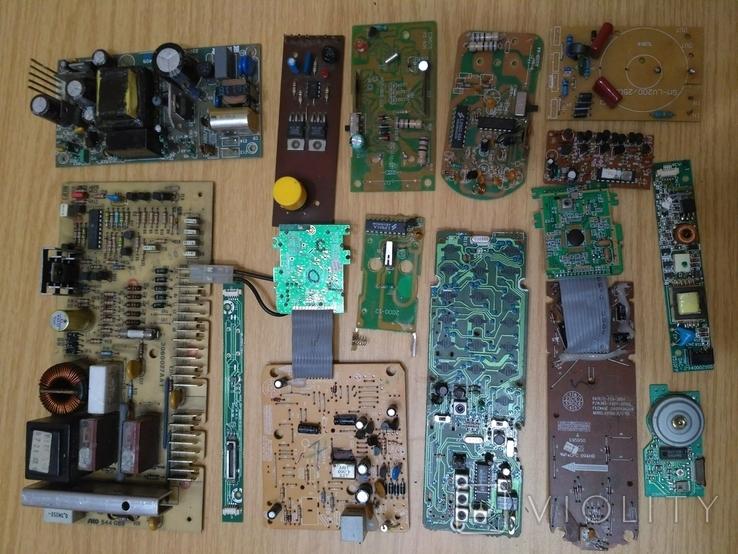 Платы разные в т.ч. стиральной машины сименс, фото №2