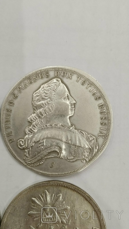 Копии иностранных монет 4шт. (4), фото №6