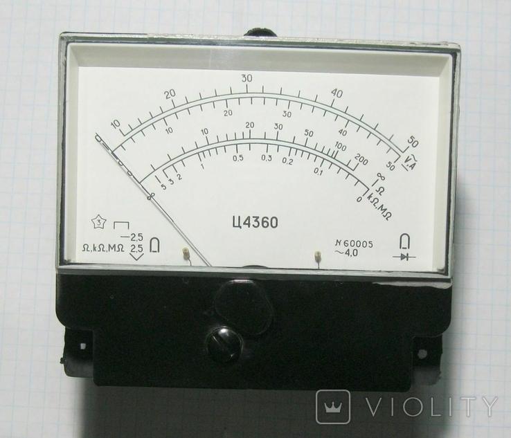 Измерительная головка Ц4360, фото №2